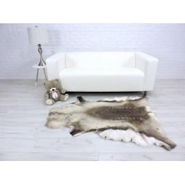 Genuine Tuscan lambskin fur throw 860