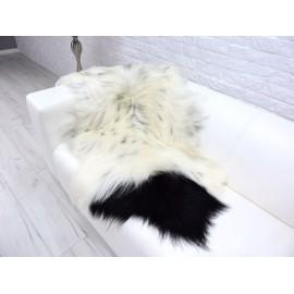 Luxury real rex rabbit fur throw blanket 898