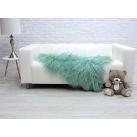 Luxury real rex rabbit fur throw blanket 902