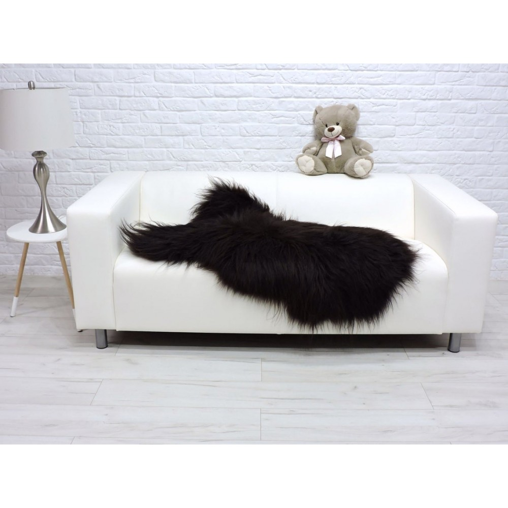 Genuine Tuscan lambskin fur throw 920