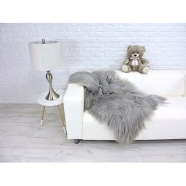 Genuine Tuscan lambskin fur throw 925