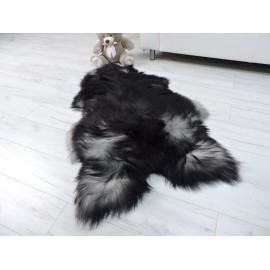 Genuine Tuscan lambskin fur throw 938