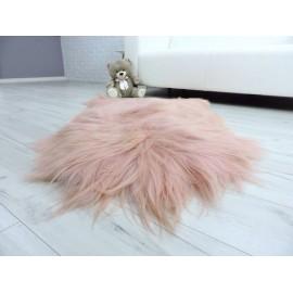 Luxury real fox fur throw blanket 950