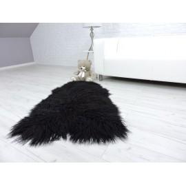 Luxury real fox fur throw blanket 957