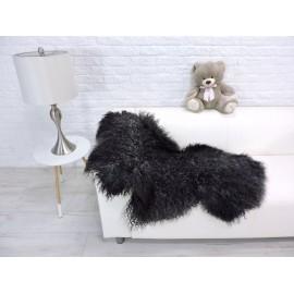 Luxury real fox fur throw blanket 994