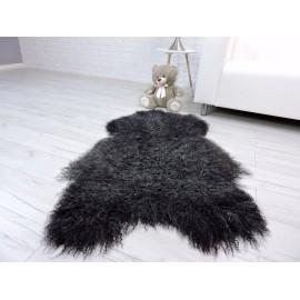 Genuine Tuscan lambskin fur throw 982