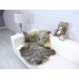Genuine Tuscan lambskin fur throw 987