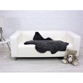 Genuine lambskin fleece throw 848
