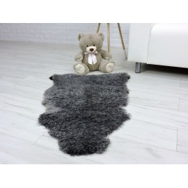 Genuine rabbit fur throw 999