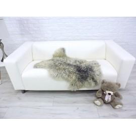 Genuine Tuscan lambskin fur throw blanket 024