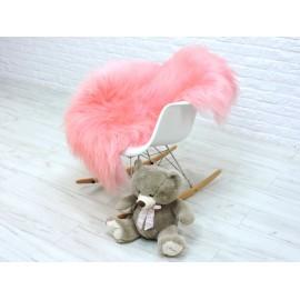 Luxury real fox fur throw blanket 059