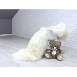 Luxury real beaver fur throw blanket 820