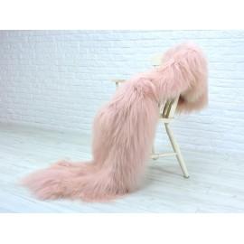 Genuine Tuscan lambskin fur throw 821